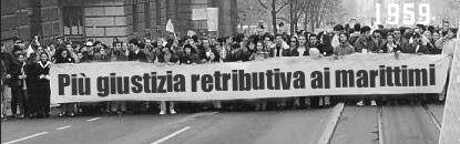 sciopero 1959
